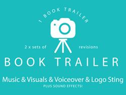 Book Trailer + Voiceover + Extras